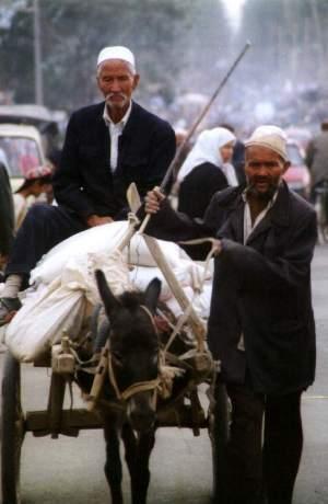 Reisverslag de Zijderoute Centraal Azië