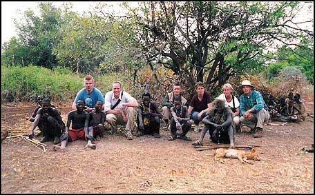 Tanzania & Malawi 2001